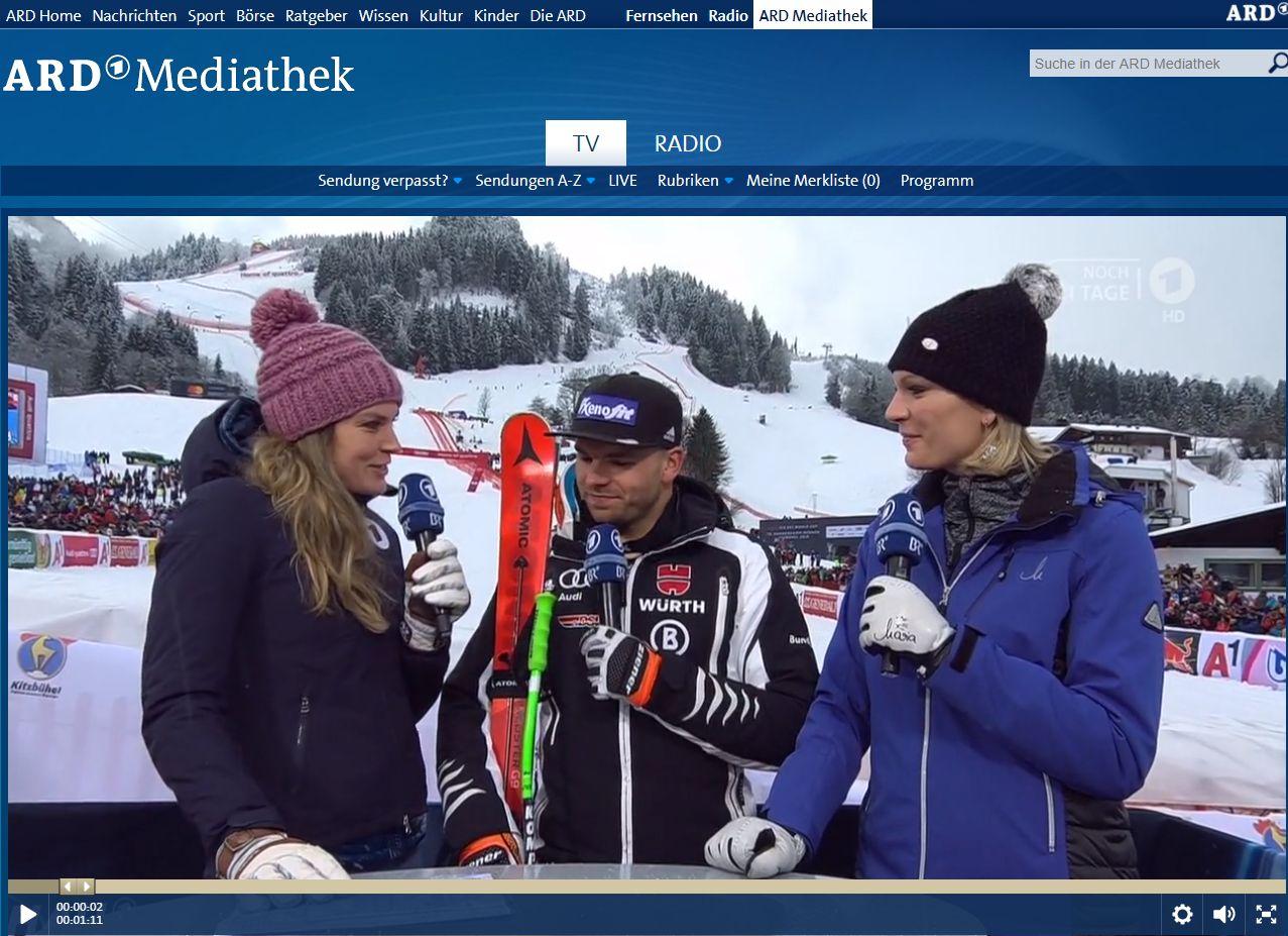 skirennen kitzbühel 2019